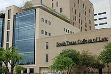 South Texas College of Law - Library