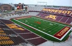 TCF Stadium - University of Minnesota