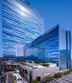 JW Marriott - LA Live