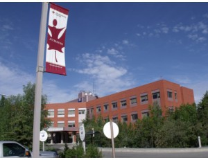Stanton Territorial Hospital