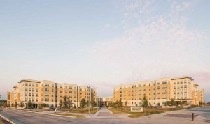 Texas A&M White Creek Apartments