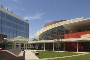 University of Houston - Science and Engineering Classroom Building