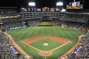 The Ballpark in Arlington