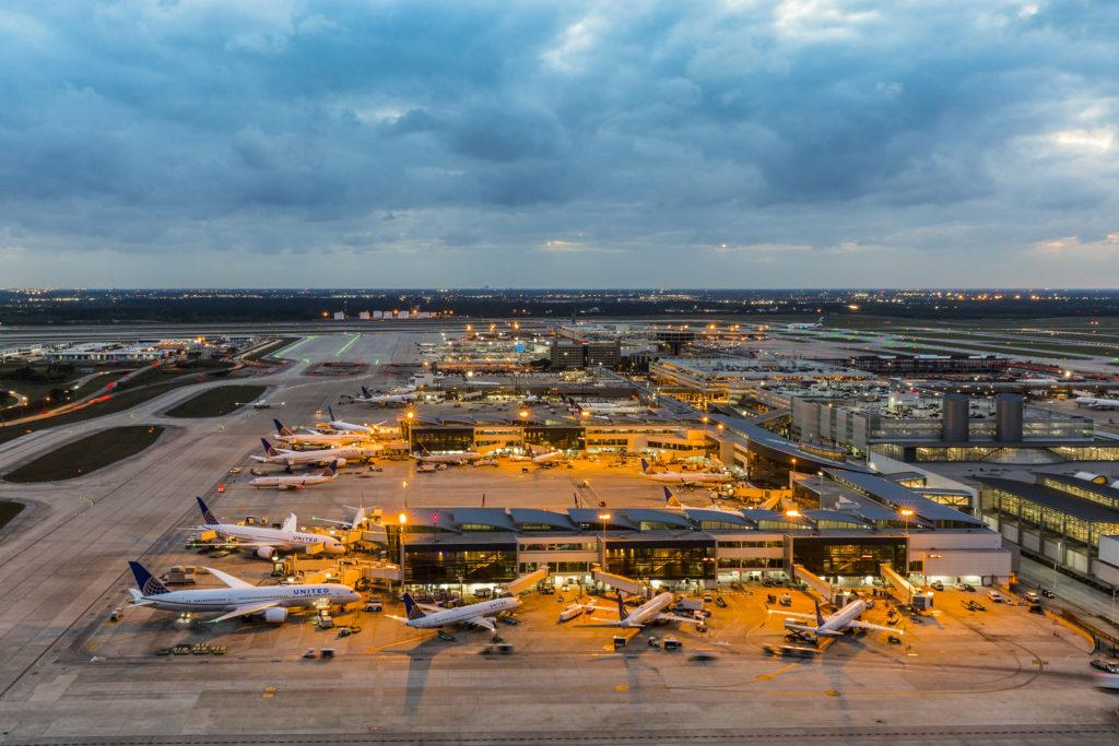 George Bush International Airport