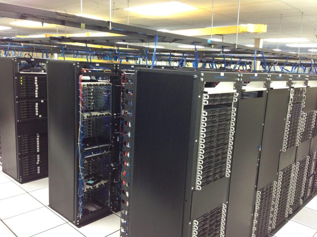 tesoro data center